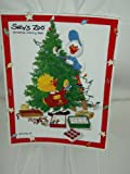 Suzy's Zoo Christmas Coloring Book- Volume 14