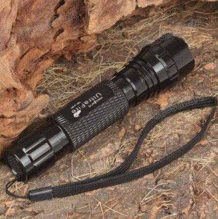 Ultrafire 1000 Lumen Cree 501b T6 LED Flashlight Torch, Outdoor Stuffs