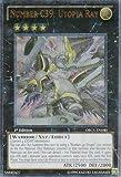 YuGiOh Zexal Order Of Chaos Single Card Number C39: Utopia Ray ORCS-EN040 Ultra Rare