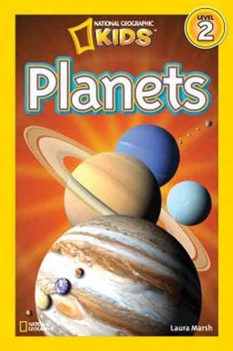 National Geographic Kids Readers: Planets (National Geographic Kids Readers: Level 2)