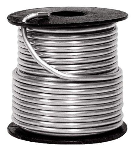 Jack Richeson 50' 1/8'' Armature Wire, 1/8 Inch x 50 Feet, Metallic by Jack Richeson