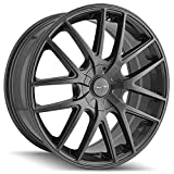 "Touren TR60 3260 Wheel with Gunmetal Finish (18x8""/5x108mm)"