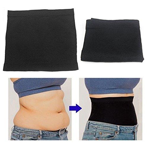 Trixes - Körper Schlankheits- Band Gurt für den Bauch Hüfthalter