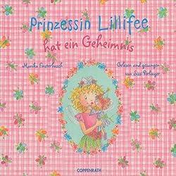 Prinzessin Lillifee hat ein Geheimnis