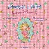 Prinzessin Lillifee hat ein Geheimnis   Monika Finsterbusch