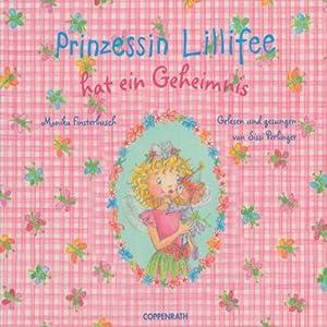 Prinzessin Lillifee hat ein Geheimnis Hörbuch