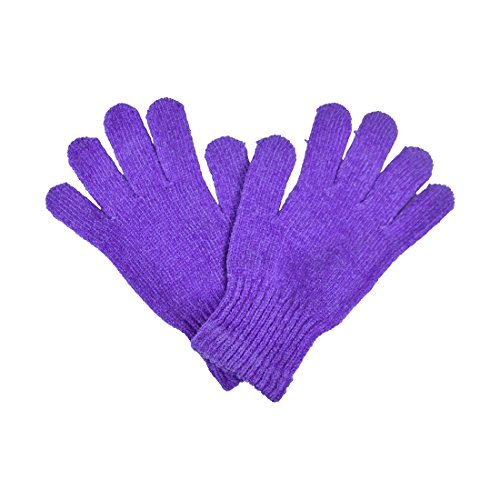 n Winter Magic Warm Gloves - Periwinkle (Winter Chenille)