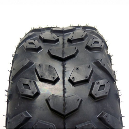 One New CORESTONE (WINDOW STYLE) ATV Go Kart Tires 145/70-6 4PR by CORESTONE (Image #1)