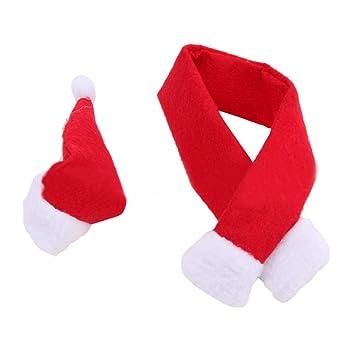 DDG EDMMS 1 Juego de Tapas de Botella de Vino de Navidad Fiesta de Navidad decoración