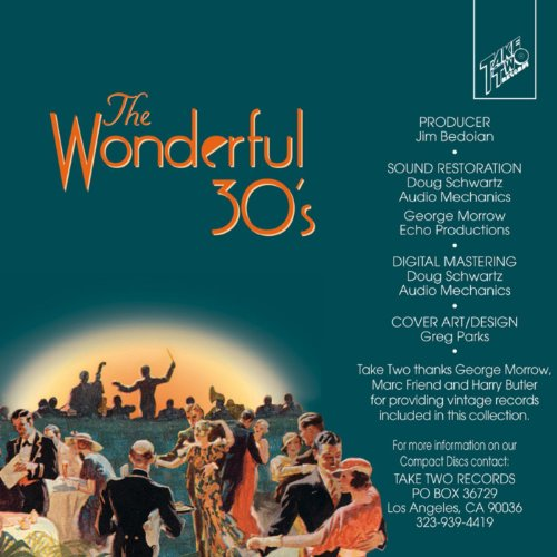 The Wonderful 30s