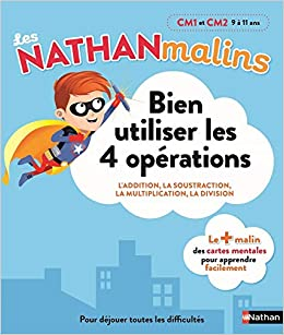 Amazon Fr Maths Bien Utiliser Les 4 Operations Au Cm1 Et