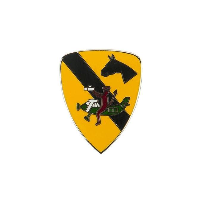 Amazon.com: 1er Cavalry División Cloisonne pines Militar ...