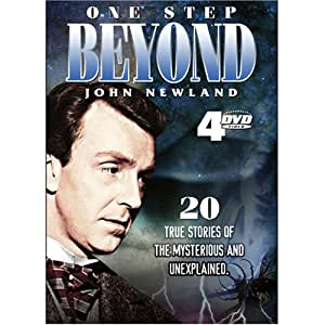 amazoncom one step beyond 4dvd pack hosted by john
