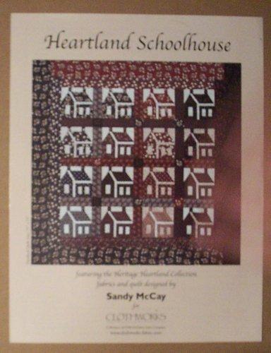 - Heartland Schoolhouse Quilt Craft Book