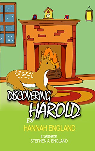 Discovering Harold: A Deer Captured By Man And Raised As A Family Pet Longs For His Real Home, Chapter Book For Ages 8-10, Animal Adventure Book, Kids Funny Animal Story, Easy Read