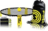 Spikeball 1 Ball Set -Played Outdoors, Indoors, Lawn, Yard, Beach, Tailgate, Park - Includes 1 Ball, Drawstring Bag, and Rule Book - Game for Boys, Girls, Teens, Adults, Family