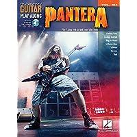 Pantera Guitar Play-Along Vol.163