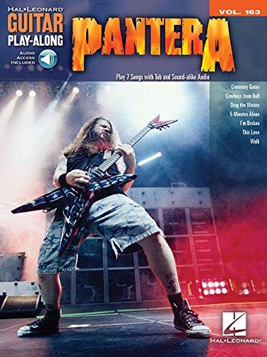 Pantera: Guitar Play-Along Vol. ()