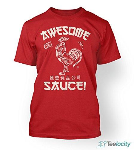 awesome sauce shirt - 5