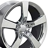 20 camaro wheels - 20x9 Wheel Fits Camaro - SS Style Chrome Rim