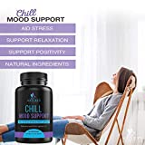 Stress Support Supplement 1000mg - Natural Herbal