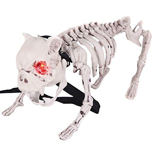 Barking Dog Skeleton Halloween (Halloween Costume Industry)