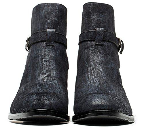 OPP , Chaussures de ville à lacets pour homme Noir