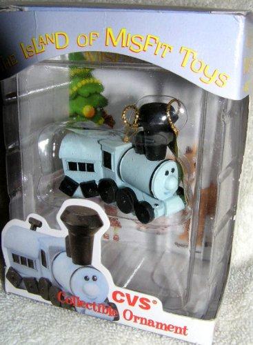 ENESCO 1999 CVS Limited Edition Misfit Train Christmas Or...