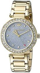 Juicy Couture Women's 1901328 Gold-Tone Bracelet Watch