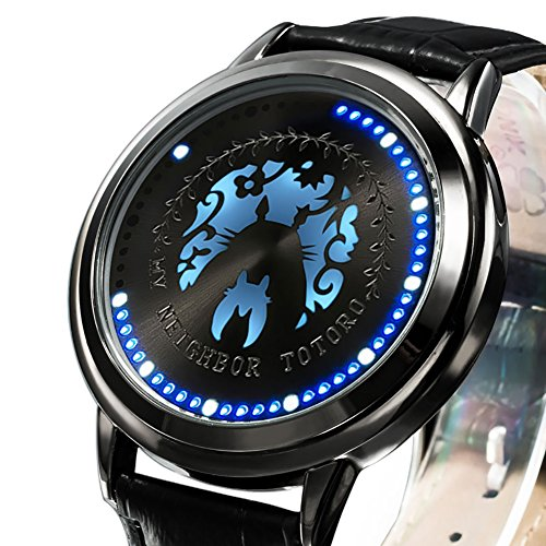 Wildforlife Anime My Neighbor Totoro Collector's Edition Touch LED Watch