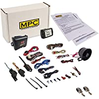 MPC Remote Starter & Car Alarm Combo fits 2003-2007 Nissan Vehicles Includes Bypass