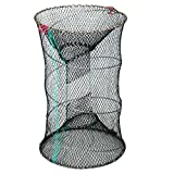 Teanfa Crab Crayfish Lobster Catcher Pot Bait Trap Fish Net Eel Prawn Shrimp Live Bait