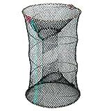 Teanfa Crab Crayfish Lobster Catcher Pot Bait Trap Fish Net Eel Prawn Shrimp Live Bait