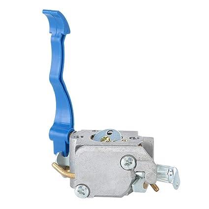 Simlug Accesorio de repuesto para carburador de cortacésped ...