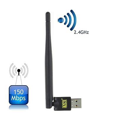 Freesat V8 USB WiFi adaptador de antena inalámbrica para Freesat V7 V8 receptores de satélite digital