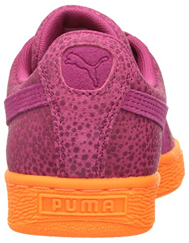 Suede Classic Clo Vivacious orange Culture Fashion Puma Sneaker Surf vSqgdgw