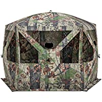 Barronett Blinds PT550BW Pentagon Pop Up Portable Hunting...