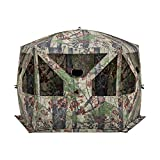 Barronett Pentagon Ground Hunting Blind, 4 Person Pop...