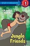 Jungle Friends (Disney Jungle Book) (Step Into Reading - Level 1 - Quality)