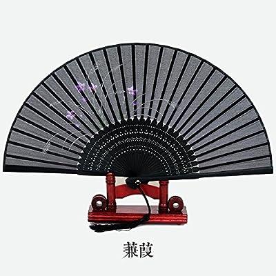 ASIBG Home Pack de Tres Ventiladores Chino Fan Sub Hija Abanico ...