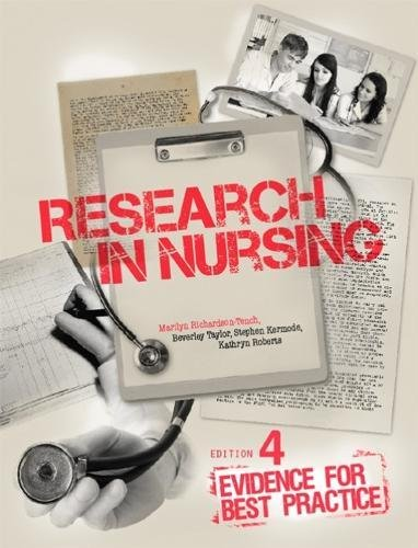 Read Online Research in Nursing: Evidence for Best Practice with Student Resource Access 12 Months pdf