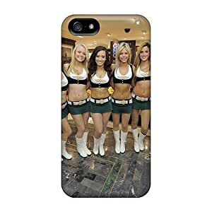 ZTiraGy4419FDYvd LisaMichelle Hard shell Hard For Ipod Touch 4 Case CoverNew York Jets Cheerleaders 2012