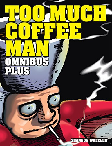 Too Much Coffee Man Omnibus Plus -
