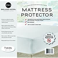 Ultimate Bed Bug Blocker Zippered Mattress Protector (Twin)