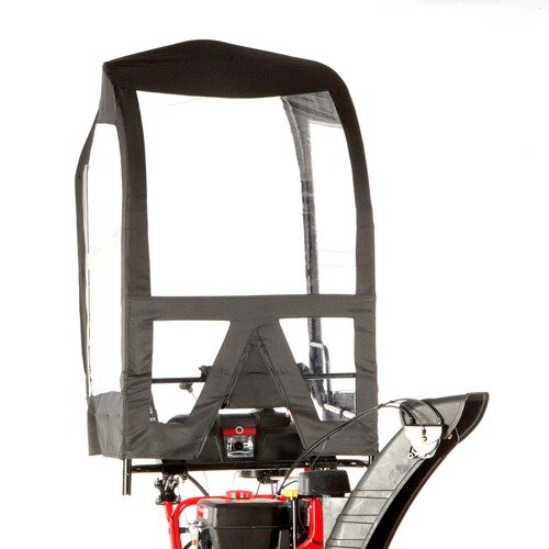 Two Stage Snowblower (2 Stage Snow Blower Cab for Troy-Bilt / Craftsman / Yard Machines / Ariens / Toro / Husqvarna / John Deere / Snow Throwers)