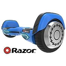 Razor Hovertrax 2.0 Self-Balancing Smart Scooter, Blue