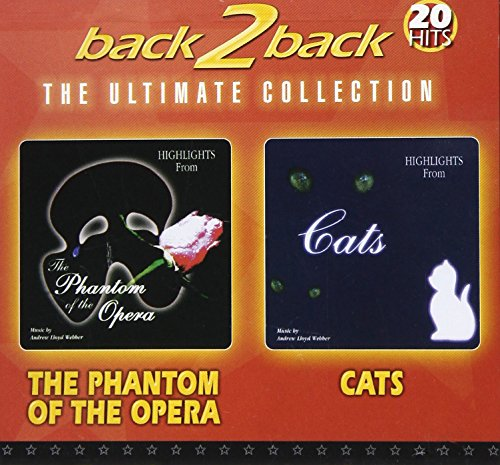 Mirage of the Opera / Cats (back 2 back the ultimate collection)