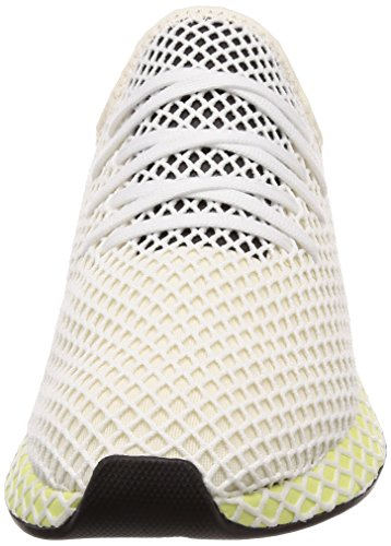 Chalk Runner CORE Deerupt 8 5 Adidas US Black White Black CORE Men M w4xtX