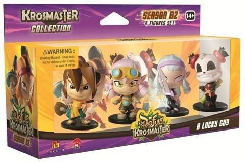 Krosmaster Arena Expansion 2 A Lucky Guy Season 2