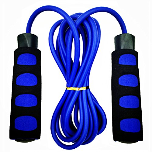 Aoneky Kids Bearing Jump Rope with Comfort Handles Light Skipping Rope for Women Exercise Crossfit Boxing Workout and Fitness